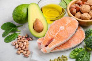 Nahrungsmittel mit Omega 3