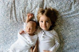 Omega-3-Fettsäuren sind wichtig für die körperliche und geistige Entwicklung von Kindern.
