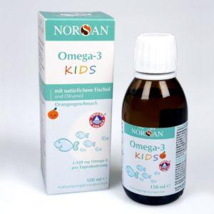 Omega-3 KIDS Öl von Norsan
